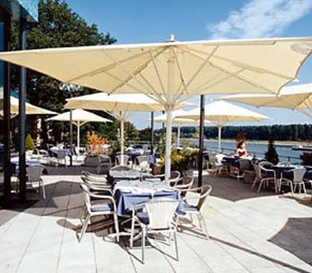 Beispiel: Terrasse, Foto: Dacapo.