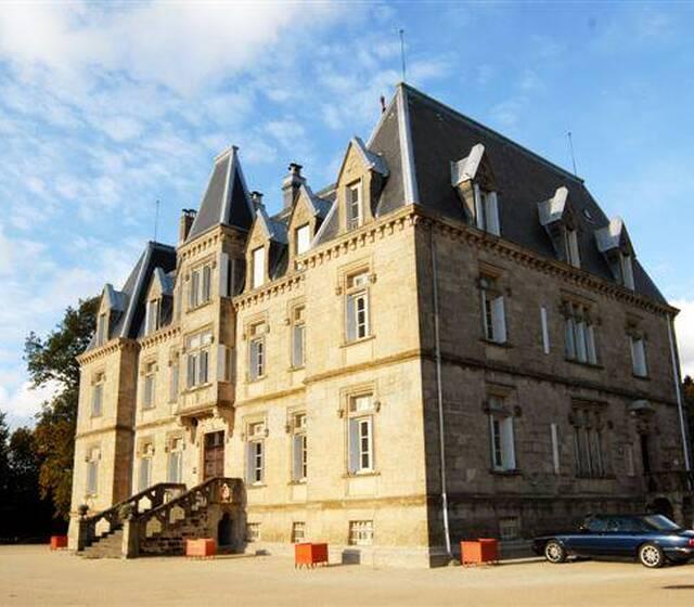 © Château des Faugs