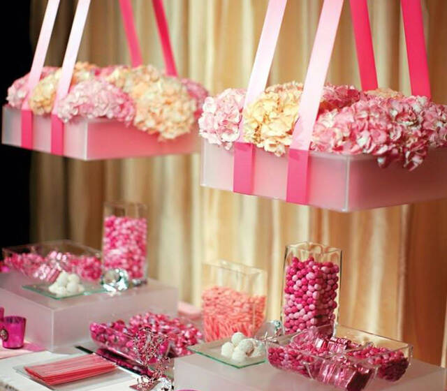 Patisserie In The City Candy Bar