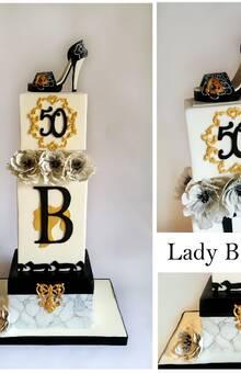 Lady B Cake