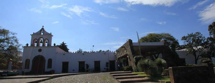 Hotel Misón La Muralla en Querétaro