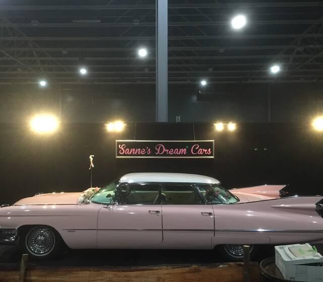 Sanne's Dream Cars