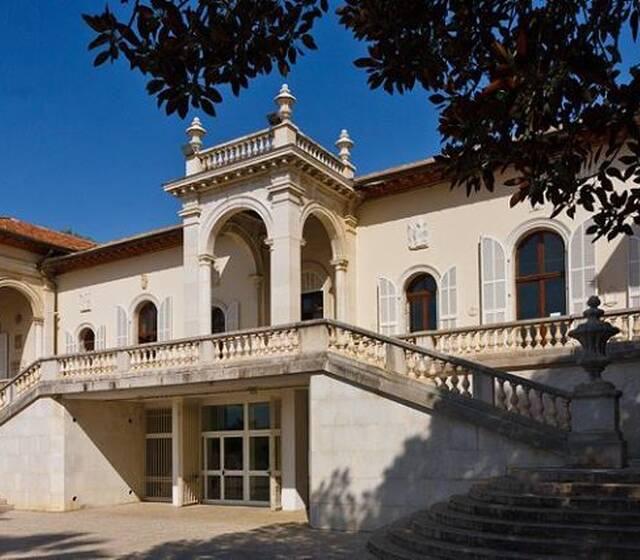 Villa Ormond, San Remo