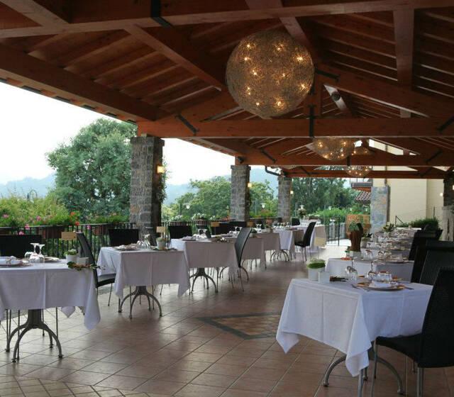 Hotel Ristorante Camoretti