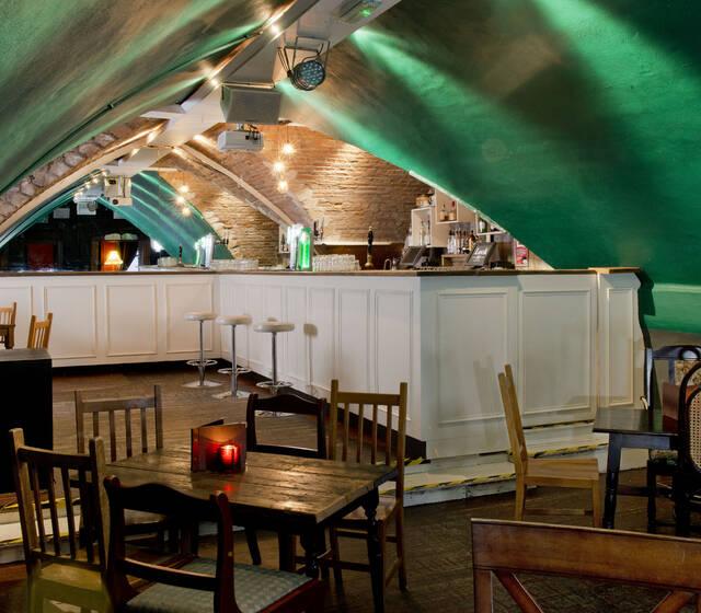 The Attic Bar