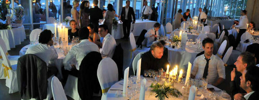 Beispiel: Catering für Ihre Hochzeit, Foto: Golden Catering.