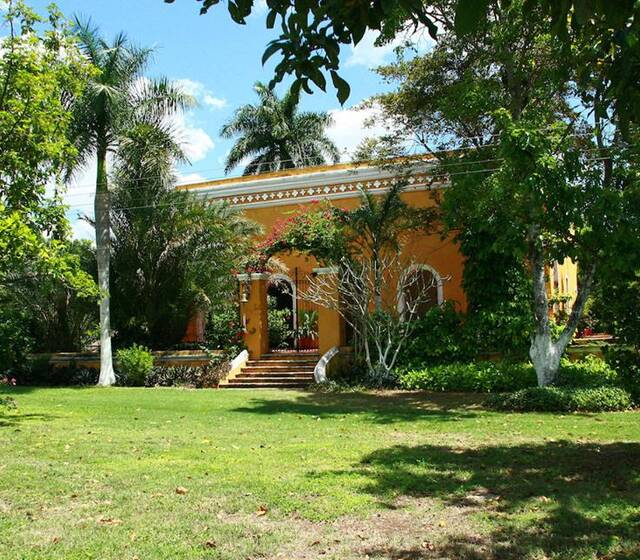 Hacienda San Lorenzo de Aké
