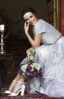 El Lenguaje de las Flores - ramo de novia