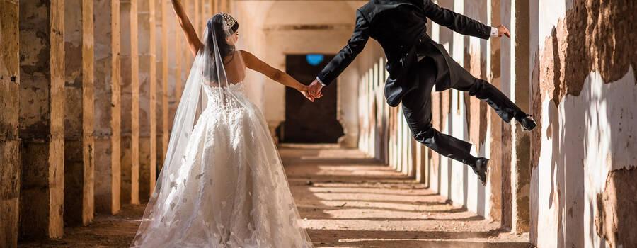 Wedding Belle Day - M&M
