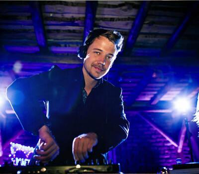 Beispiel: Auftritt, Foto: DJ Chris Force