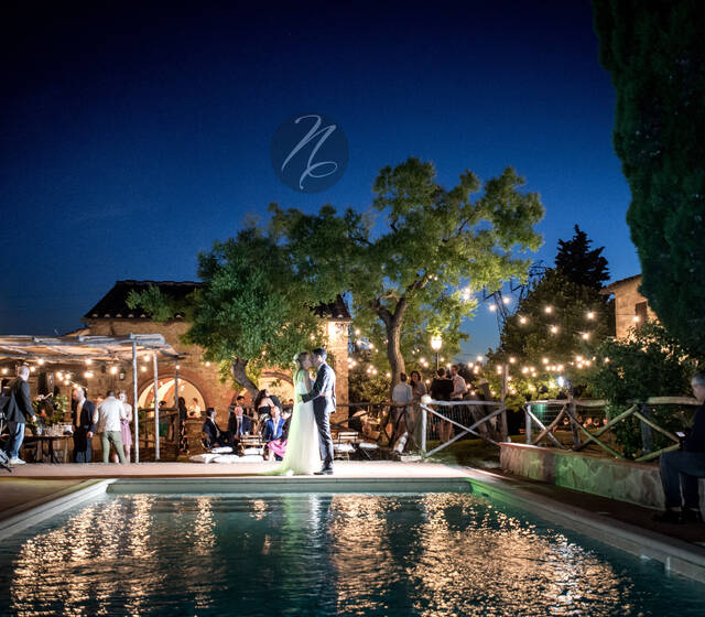 Nora Event Designer  Wedding in Tuscany