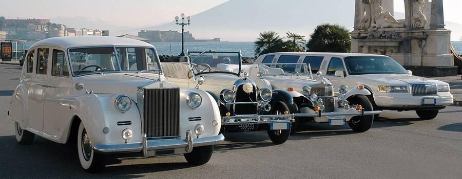 De Simone Wedding Service Auto