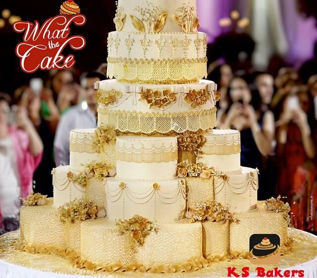 K S Bakers | Weddings