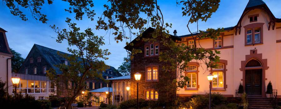 Beispiel: Außenansicht, Foto: Weinromantikhotel Richtershof.