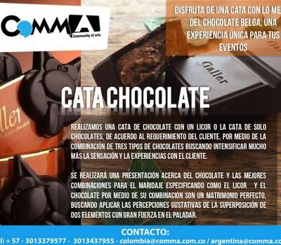 Catas de Chocolate