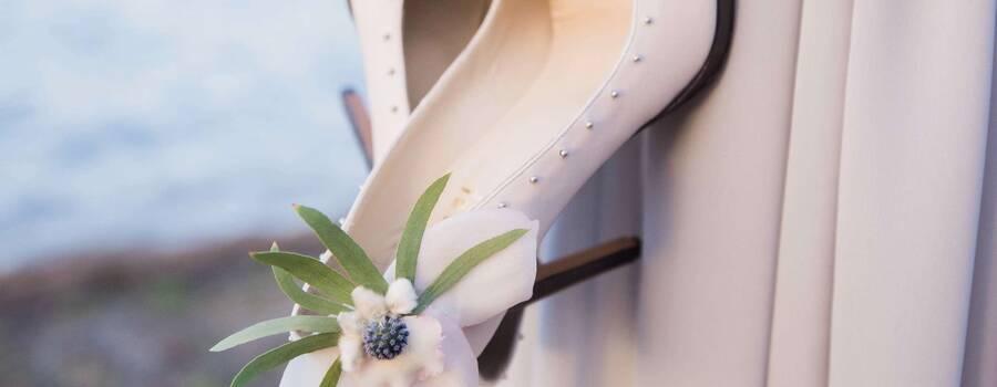 Souliers Maléfic & Fleurs Naturelles