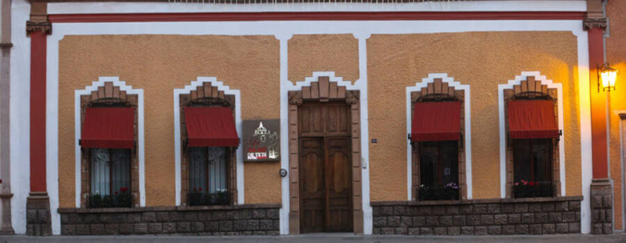 La Casona de Teté en Jalisco.