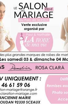 Salon du Mariage privé (03-04/03/2018)
