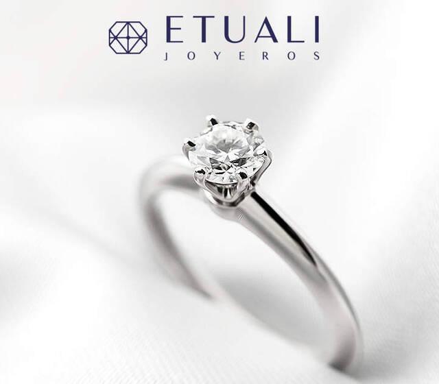 El anillo ideal para ella.