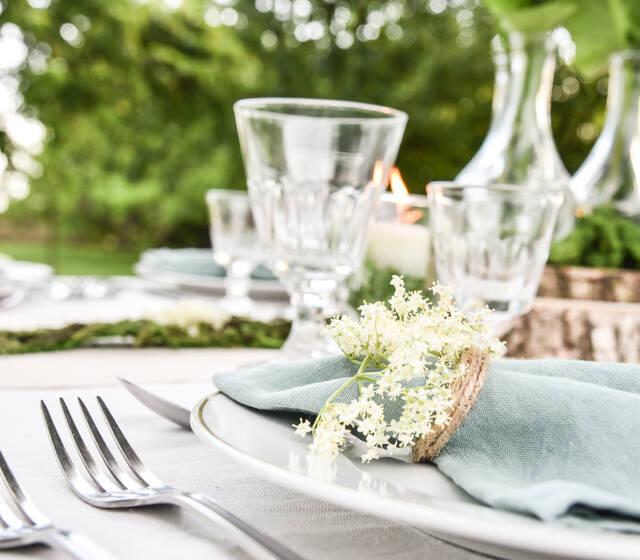 Table de mariage - Les Jolis Détails