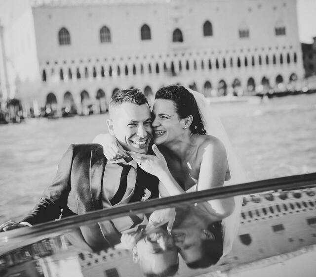 wedding in Venice - Italy