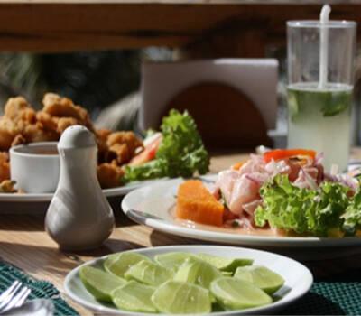 Restaurant Peña Parada
