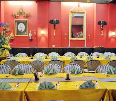 Beispiel: Festsaal, Foto: Restaurant Rim-Wang.