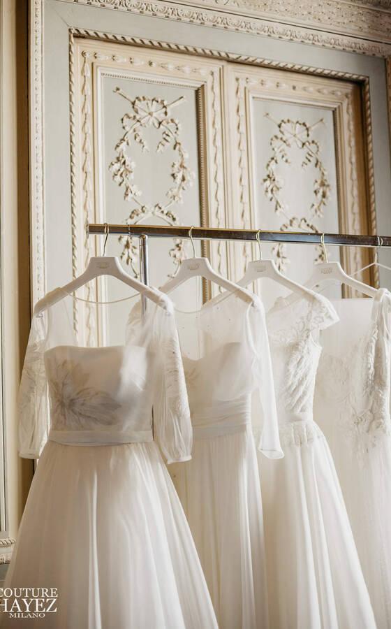 1e9ede71a248 Accedere all conversazione Contattare. Couture Hayez Milano