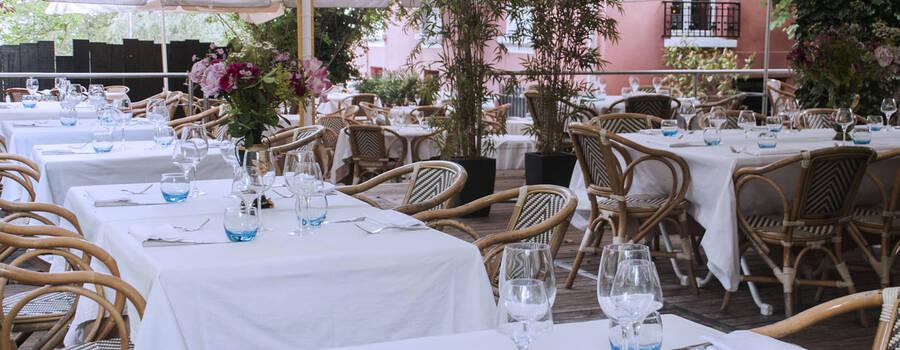 La Villa9Trois...le calme insolite d'une terrasse cachée
