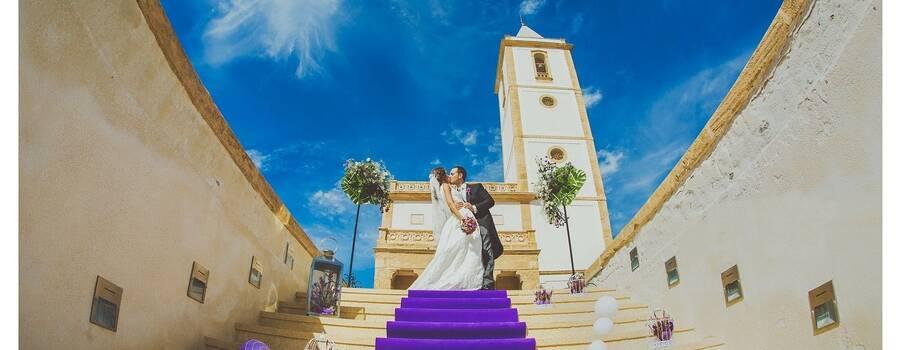Boda Iglesia de las Salinas Cabo de Gata