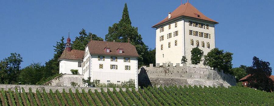 Beispiel: Außenansicht, Foto: Schloss Heidegg.