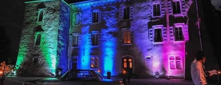 Château - Nuit