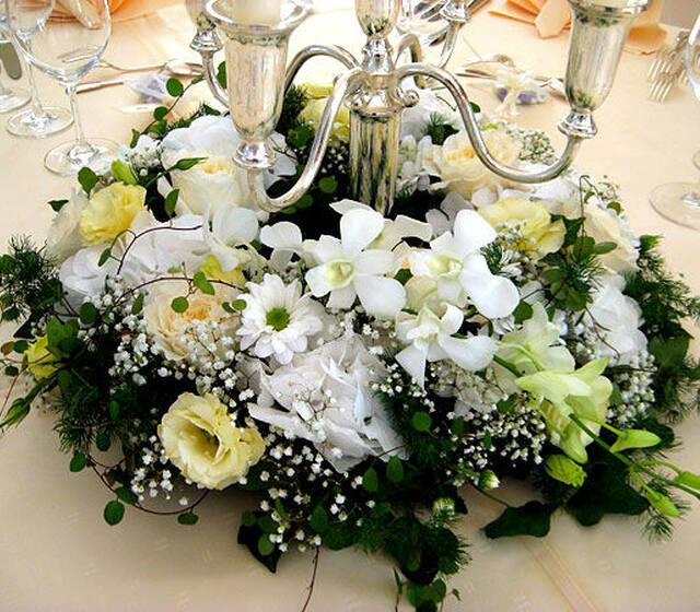 Dornroschen Blumen Schmidt Hochzeit