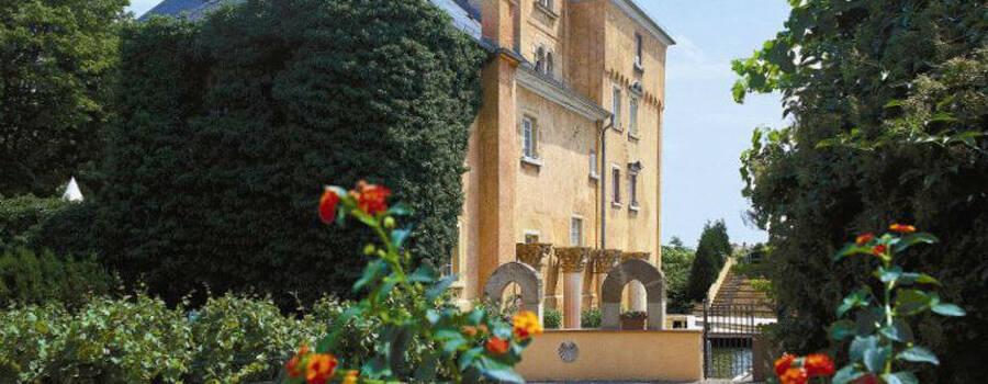 """Foto: """"Hotel Schloss Edesheim"""""""
