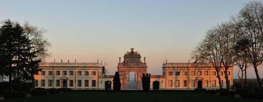 Foto: Fachada Tivoli Palácio de Seteais