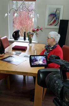 interview RTLZ  over mijn werk als weddingplanner, ceremoniemeester en trouwambtenaar