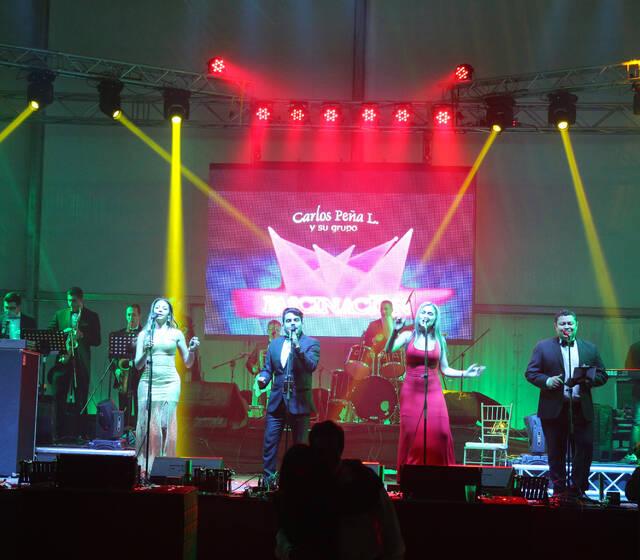Grupo Fascinación Festa de Gala