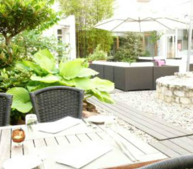 Beispiel: Terrasse, Foto: Domicil LEIDINGER.