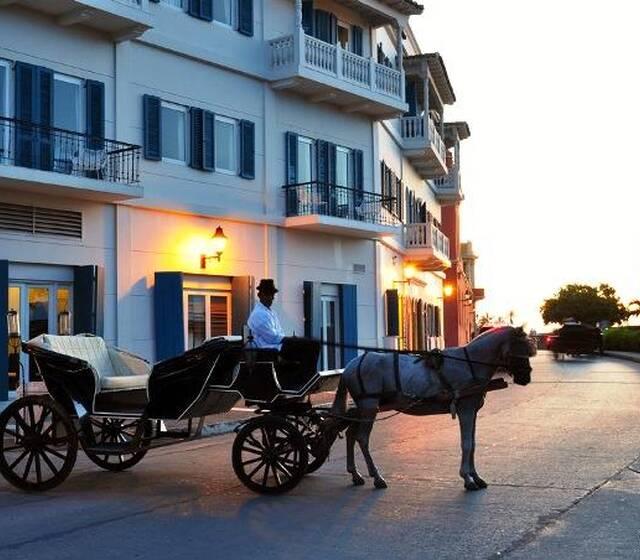 Carriage Wedding