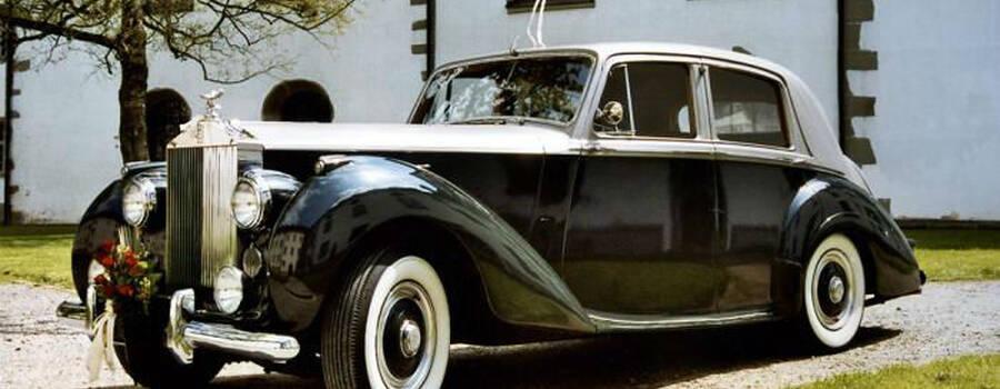 Beispiel: Ihr Hochzeitsauto, Foto: Oldtimerfahrten André Burri.