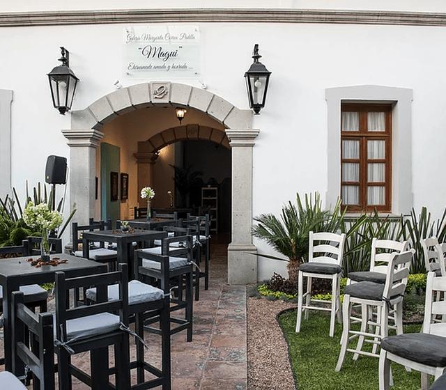 Hotel Holistico Dos Patios