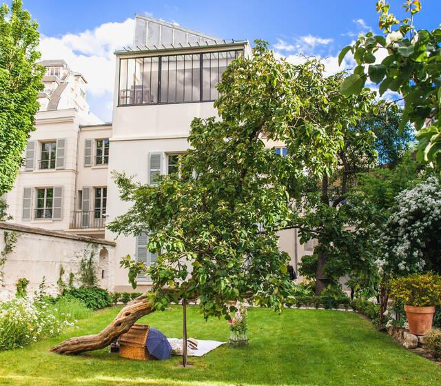 Musée de Montmartre et Jardins Renoir - (c) Caroline Laurendeau - Colorlife photographie
