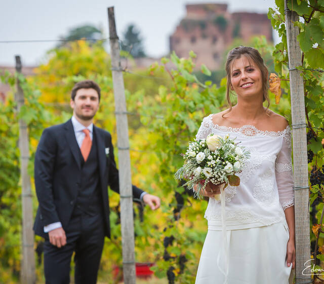 Matrimonio in vigna