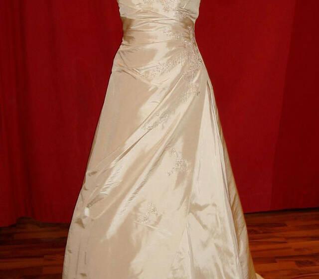 Beispiel: Brautmode für jeden Geschmack, Foto: Der Brautladen.