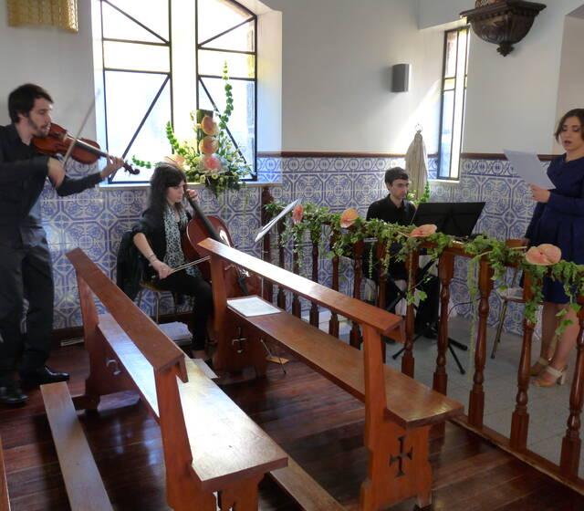 Allegro Nuptiae - Quarteto