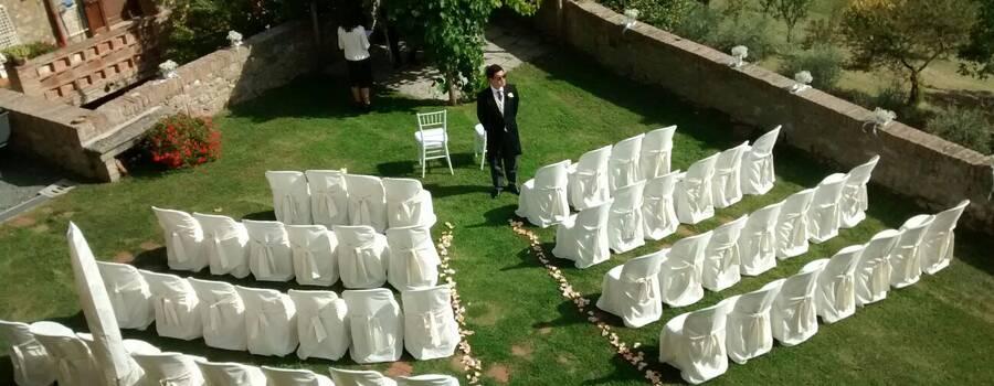 sposo in attesa