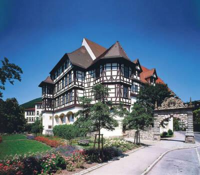 Beispiel: Das Schloss, Foto: Schloss Urach.
