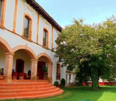 Hacienda para bodas - Foto Hacienda de la Luz
