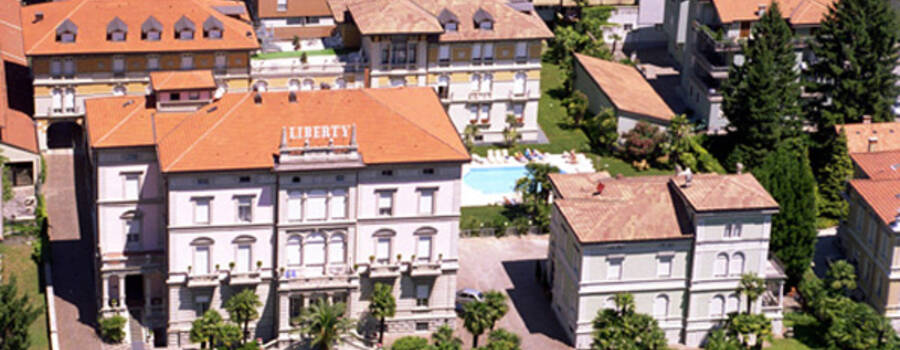 Grand Hotel Liberty Beauty and Wellness Spa