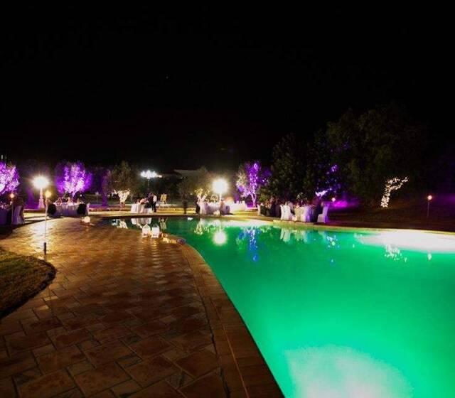 Hotel Capela das Artes - Casamento na piscina